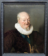 Portrait of Martin Ruze 1612. Frans Pourbus II.