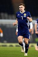 Scotland forward James Forrest (7) (Celtic) during the UEFA Nations League match between Scotland and Israel at Hampden Park, Glasgow, United Kingdom on 20 November 2018.