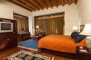 Bhutan, Paro, Zhiwa Ling Hotel, Room, Suite