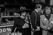 LAURA LOPES, LAURA PARKER BOWLES, , The Cheltenham Festival Ladies Day. Cheltenham Spa. 11 March 2015