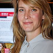 NLD/Amsterdam/20110112 - Bekendmaking samenwerking Albert Verlinde en Marco Borsato met eindejaarsmusial voor War Child, Jetske van der Elzen
