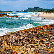 Southwest Rocks, on the New South Wales Central Coast