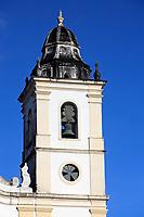 bell tower church in olinda near recife pernambuco state brazil