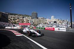 May 28, 2017 - Monte-Carlo, Monaco - 19 MASSA Felipe from Brasil of Williams F1 Mercedes FW40 during the Monaco Grand Prix of the FIA Formula 1 championship, at Monaco on 28th of 2017. (Credit Image: © Xavier Bonilla/NurPhoto via ZUMA Press)