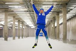 Anamarija Lampic during the training before start of olympic season 2021/2022, on 09.06.2021 in Nordic ski center Planica, Slovenia. Photo by Urban Meglič / Sportida