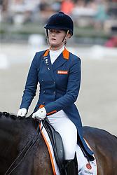 Nekeman Jeanine, (NED), Vlingh STH<br /> Equine MERC Young Riders Team Test<br /> Dutch Championship Dressage - Ermelo 2015<br /> © Hippo Foto - Dirk Caremans<br /> 17/07/15