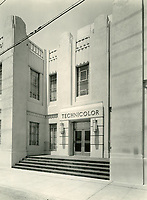 1930 Technicolor Lab at Cole St. & Santa Monica Blvd.