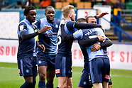Wycombe Wanderers v Luton Town 100421