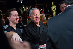 Master chef Wolfgang Puck during the Academy's Governors Ball preview for the 91st Oscars® on Friday, February 15, at the Ray Dolby Ballroom in Hollywood.
