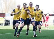 Oxford United v Swindon Town 030312