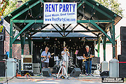 Rent Party Family Picnic 2016