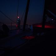 Leg Zero, Prologue, day 1 on-board MAPFRE. Photo by Jen Edney/MAPFRE/Volvo Ocean Race. <br /> Etapa prologo. Dia 1. A bordo MAPFRE.