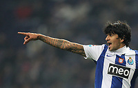 20120212: PORTO, PORTUGAL – Liga Zon Sagres 2011/2012: FC Porto vs Uniao Leiria.<br /> In photo: LUCHO GONZALEZ.<br /> PHOTO: PEDRO PEREIRA/CITYFILES