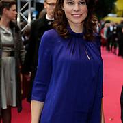 NLD/Utrecht/20121005- Gala van de Nederlandse Film 2012, Rifka van Lodeizen en ???