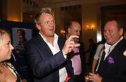 Gordon Ramsay and his agent Gary Farrow, Gordon Ramsay book launch party for his autobiography Humble Pie. Claridge's Ballroom, London, W1,3 October 2006. -DO NOT ARCHIVE-© Copyright Photograph by Dafydd Jones 66 Stockwell Park Rd. London SW9 0DA Tel 020 7733 0108 www.dafjones.com