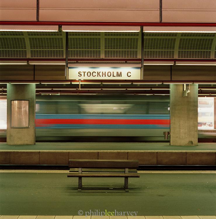 Stockholm Central railway station, Stockholm, Sweden