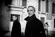 Berlusconi's Lawyer Niccolo' Ghedini. Rome, 11 december 2013. Christian Mantuano / OneShot