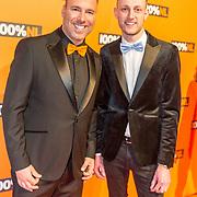 NLD/Amsterdam/20190208- 100% NL Awards  2019, Barry Paf