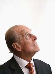 The Duke of Edinburgh visits St Paul's Church in Frankfurt on the second full day of a four day State visit to Germany.