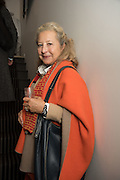 GRISELDA ROUPELL, Launch of the Dutko Gallery  the first commercial space in London dedicated to Art Deco design. 18 Davies Street , Mayfair. London. 15 October 2015