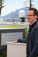 Director Juho Kuosmanen at The Happiest Day In The Life Of Olli Maki film photo call at the 69th Cannes Film Festival Thursday 19th May 2016, Cannes, France. Photography: Doreen Kennedy