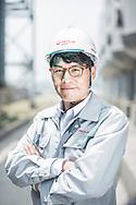 Korea / Asan <br /> <br /> Dongbu Steel Plant in Asan<br /> <br /> <br /> © Daniele Mattioli Shanghai China Corporate and Industrial Photographer for Veolia