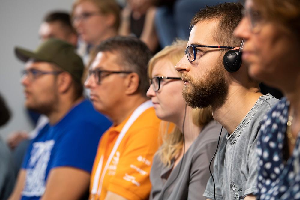 12. September 2018; Bern; SwissSkills 2018  - 5. Tag - Gründung Champions Club - VSCI - Schweizerischer Carrosserieverband (Michael Zanghellini)