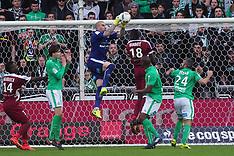 Saint Etienne vs Metz - 12 March 2017