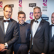 NLD/Hilversum/20160215 - Buma Awards 2016, Nielson en ......