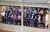 Right Balcony | Schola Cantorum 50th Anniversary Reunion Concert