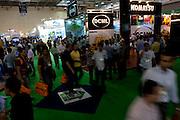 Belo Horizonte_MG, Brasil...13 Congresso Brasileiro de Mineracao. O evento acontece durante a Exposibram (Exposicao Internacional de Mineracao), no Expominas...13th Brazilian Mining Congress. The event happens during Exposibram (International Exhibition of Mining) in Expominas...Foto: NIDIN SANCHES / NITRO