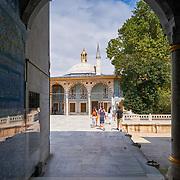 Baghdad Kiosk In Topkapi Palace, Istanbul, Turkey