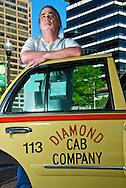 Washington DC Cab Driver Philip Lebet