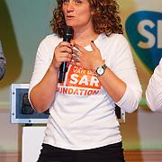 NLD/Hilversum/20121207 - Skyradio Christmas Tree, Annemarie van der Sar - van Kesteren