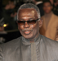 Rudolph Walker Michael Jackson 'The Life of an Icon' World Premiere, Empire Cinema, Leicester Square, London, UK, 02 November 2011:  Contact: Rich@Piqtured.com +44(0)7941 079620 (Picture by Richard Goldschmidt)