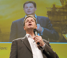 Nick Clegg Lib Dems Conference  23-9-12