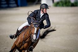 Bruynseels Niels, BEL, Gancia de Muze<br /> Furusiyya FEI Nations Cup Jumping Final - Barcelona 2016<br /> © Hippo Foto - Libby Law<br /> 24/09/16
