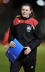 Bristol City Women coach - Mandatory by-line: Paul Knight/JMP - Mobile: 07966 386802 - 23/02/2016 -  FOOTBALL - Stoke Gifford Stadium - Bristol, England -  Bristol City Women v Notts County Ladies - Pre-season friendly