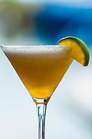 Margarita, Hogfish Bar & Grill, Stock Island, Key West, Florida Keys, Florida USA