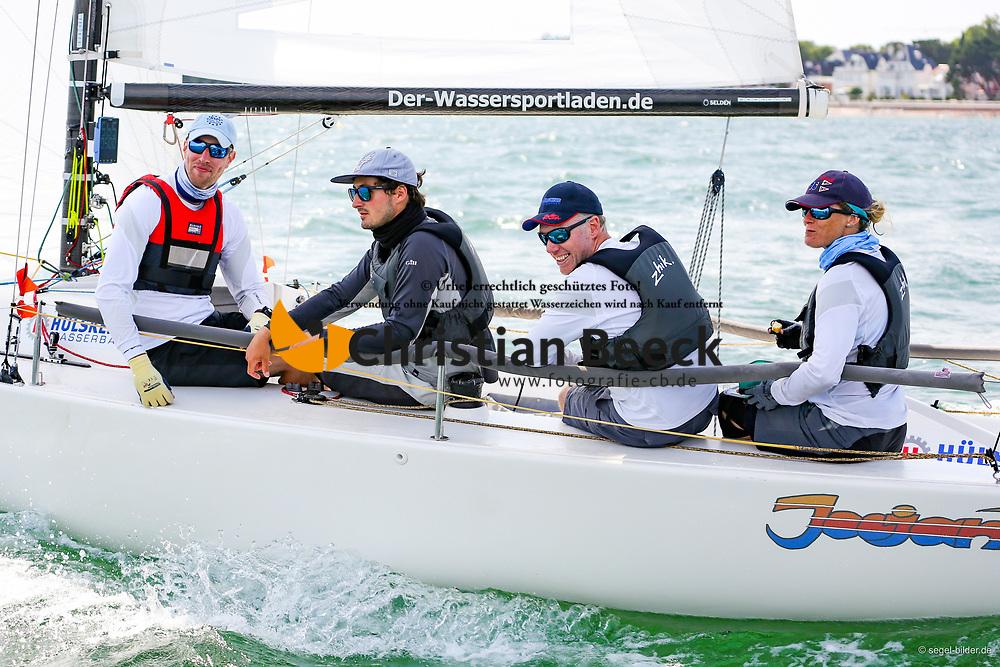 , Travemünder Woche 19. - 28.07.2019, J70 - GER 439 - JooJanta - Holger NEUHAUS - Westfälischer Yachtclub Delecke e. V