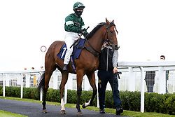 Living On A Dream ridden by Sophie Ralston trained by James Grassick - Mandatory by-line: Robbie Stephenson/JMP - 19/08/2020 - HORSE RACING - Bath Racecourse - Bath, England - Bath Races