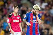 FC Barcelona v Deportivo AlavAcs 100916