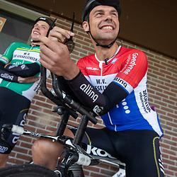 Trainingen WV de Ijsselstreek<br />Nederlands Kampioen tijdrijden Marien Bogerd (Ermelo)