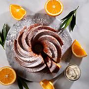 Orange Olive Oil Cake. Nathan Lambrecht/Journal Communications