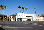 Forever XXI Clothing Store at South Coast Plaza
