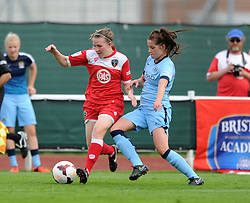 - Photo mandatory by-line: Dougie Allward/JMP - Mobile: 07966 386802 - 28/09/2014 - SPORT - Women's Football - Bristol - SGS Wise Campus - Bristol Academy Women's v Manchester City Women's - Women's Super League