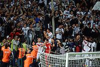 Adieux Marc PLANUS / Supporters Bordeaux    - 09.05.2015 - Bordeaux / Nantes  - 36eme journee de Ligue 1<br />