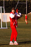 Arsene Wenger - 08.09.1988 - Valur Reykjavik / Monaco - Coupe d'Europe des clubs champions<br />