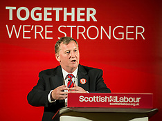 Alex Rowley stands down | Edinburgh | 15 November 2017
