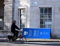 People out in london as the lockdown rules change , London photo by Krisztian Kobold Elek